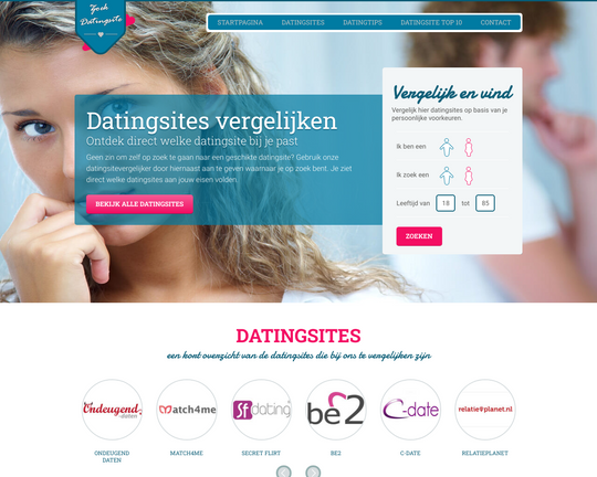 Zoek Datingsite